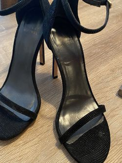 Stuart Weitzman Black Heel for Sale in DORCHESTR CTR,  MA