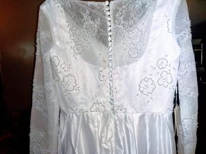 New Wedding Dress Size 12 for Sale in Mount Ulla, NC
