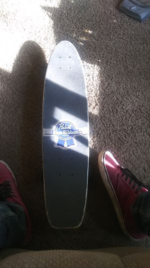 Pabst old school skateboard for Sale in Red Bluff, CA