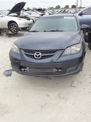 2008 Mazda Speed 3 for parts for Sale in Houston, TX
