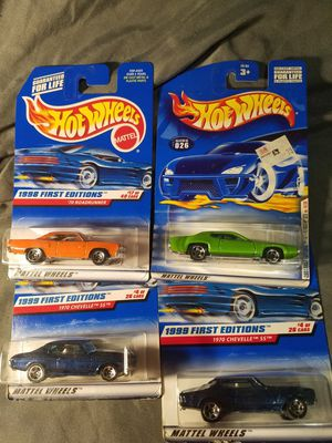 Hot Wheels Muscle Cars for Sale in Newburgh, IN