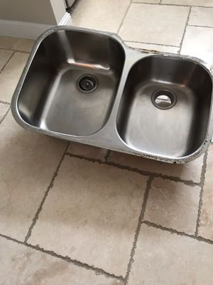 Franke undermount double kitchen sink for Sale in Fort Lauderdale, FL