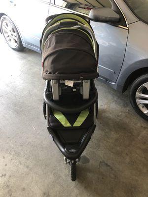 Baby Trend stroller + Car seat for Sale in Fullerton, CA