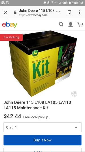 Tractor maintenance kit for Sale in Covina, CA