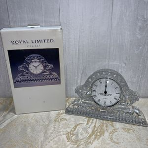 Royal Limited Desk Mantle CLOCK NEW for Sale in San Juan Capistrano, CA