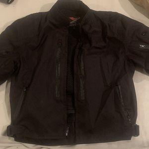 Motorcycle Jacket With Padding Size Large for Sale in Washington, DC