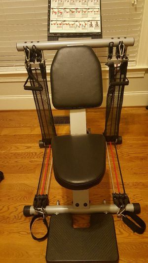 Force flex exercise machine for Sale in Kernersville, NC