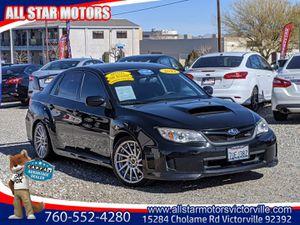 2013 Subaru WRX for Sale in Victorville, CA