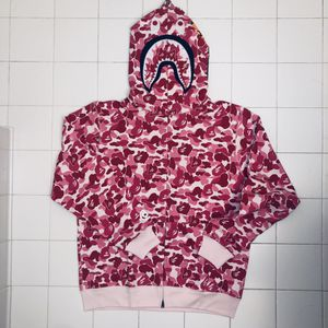 Bape ABC camo pink hoodie size XL for Sale in Boston, MA