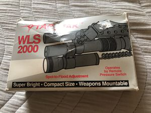TacStar WLS2000 Light for Sale in Kingsburg, CA