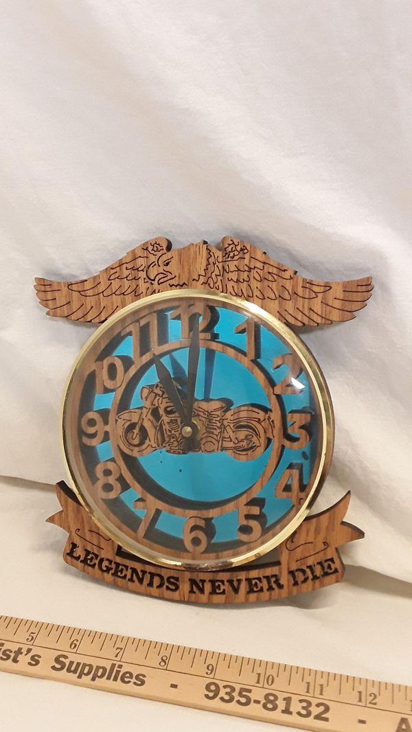 clock $15