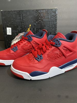New Jordan's 4. Size. 5Y. Same as women size 6.5 for Sale in Hacienda Heights, CA