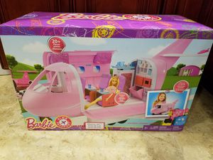 Barbie Pink Passport Glamour Jet for Sale in Garland, TX