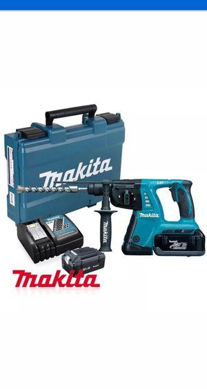 Makita 36 volt rotary hammer drill for Sale in Alexandria, VA