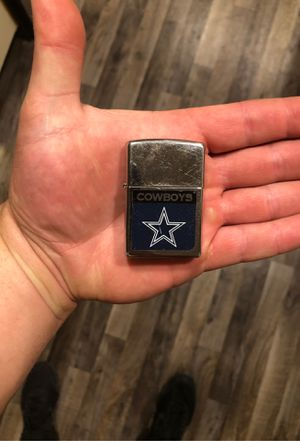 Dallas Cowboys Zippo Lighter for Sale in Lakeside, CA