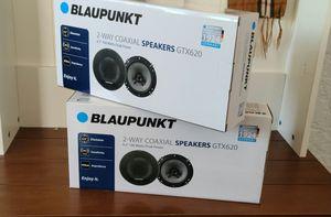 Blaupunkt GTX620 DOOR SPEAKER 100WATTS for Sale in Corona, CA
