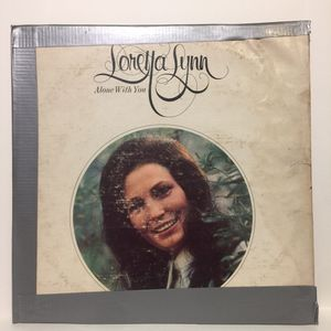 Loretta Lynn 'Alone With You' (LP) for Sale in MD, US