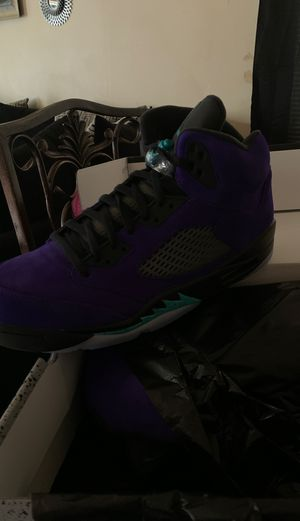 Air Jordan 5 retro size 13 men for Sale in Brook Park, OH