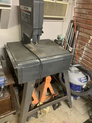 """12"""" Two Speed Band Saw for Sale in New Orleans, LA"""