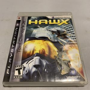 Tom Clancy's H.A.W.X. For PlayStation 3 PS3 Complete CIB Video Game for Sale in Camp Hill, PA