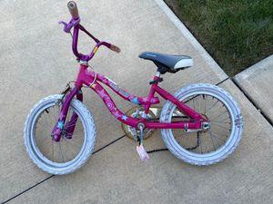 16 inch girls bike for Sale in Aurora, OH