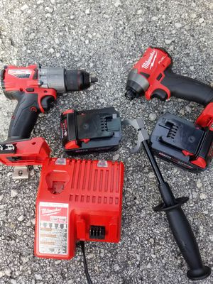Kit hammer milwauke fuel for Sale in Miami, FL