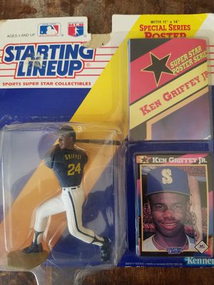 1990s starting lineup action figures for Sale in Surprise, AZ