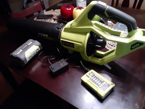 Ryobi Leaf blower for Sale in Denver, CO