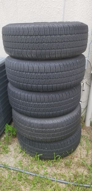 Jeep tire & wheels for Sale in Haines City, FL