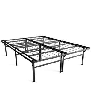Zinus Casey 18 inch Queen Size SmartBase Bedframe for Sale in The Bronx, NY