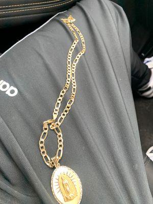 Gold chain for Sale in Riverside, IL