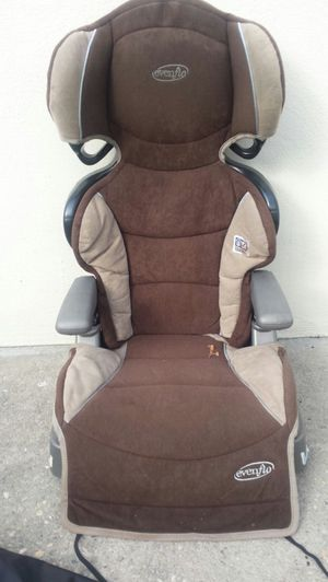 Used everflo booster seat for Sale in Baltimore, MD