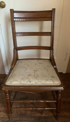 Old antique chair for Sale in Livermore, CA