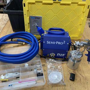 Fugi Semi-Pro 2 HPLV System for Sale in Hopkins, SC