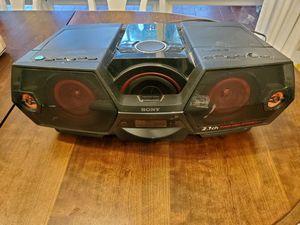 Sony zs-btg900 for Sale in Abilene, TX