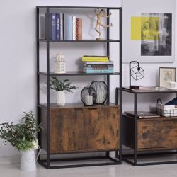 Storage Cabinet with 3 Open Shelves for Sale in Los Angeles,  CA