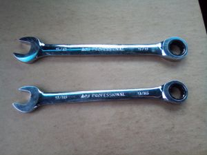2 Ace Professional Gearwrench wrenches for Sale in Seattle, WA