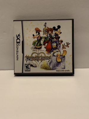 Nintendo DS Kingdom Hearts Disney for Sale in Naperville, IL