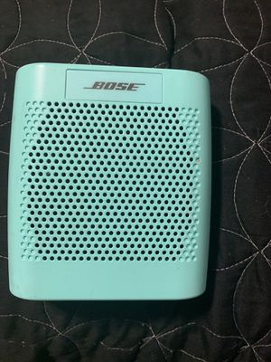 Bose Color SoundLink for Sale in Aloha, OR