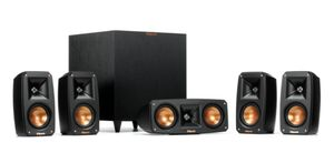 Klipsch Reference Theater Pack 5.1 Channel Surround Sound System for Sale in La Puente, CA