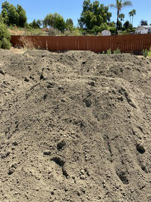 DG with Recycled Asphalt Base for Sale in El Cajon, CA