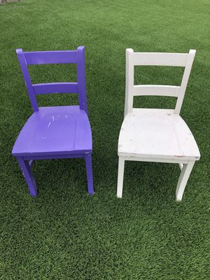 Kids chairs for Sale in Spring Valley, CA