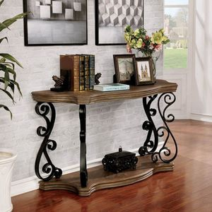 Rustic console table for Sale in Las Vegas, NV