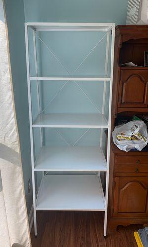 CB2 Hancock White Bookcase for Sale in Minneapolis, MN