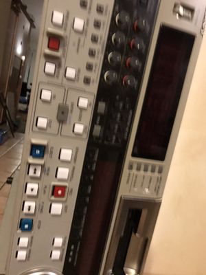 Sony digital video recorder/mixer/ editing machine for Sale in Las Vegas, NV