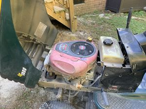 Craft riding mower for Sale in Raleigh, NC