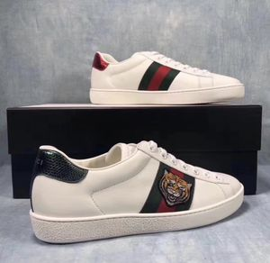 Gucci White ace Tiger Embroidered Sneakers for Sale in Falls Church, VA