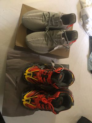Yeezy v2 350 size 9 balenciaga sz 8 for Sale in New York, NY