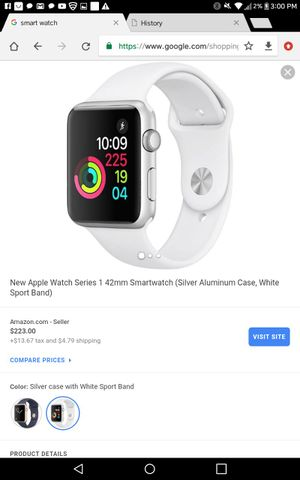 Bluetooth smart watch for Sale in Temple Hills, MD