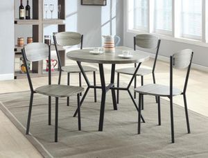5pcs dining table for Sale in Dallas, TX
